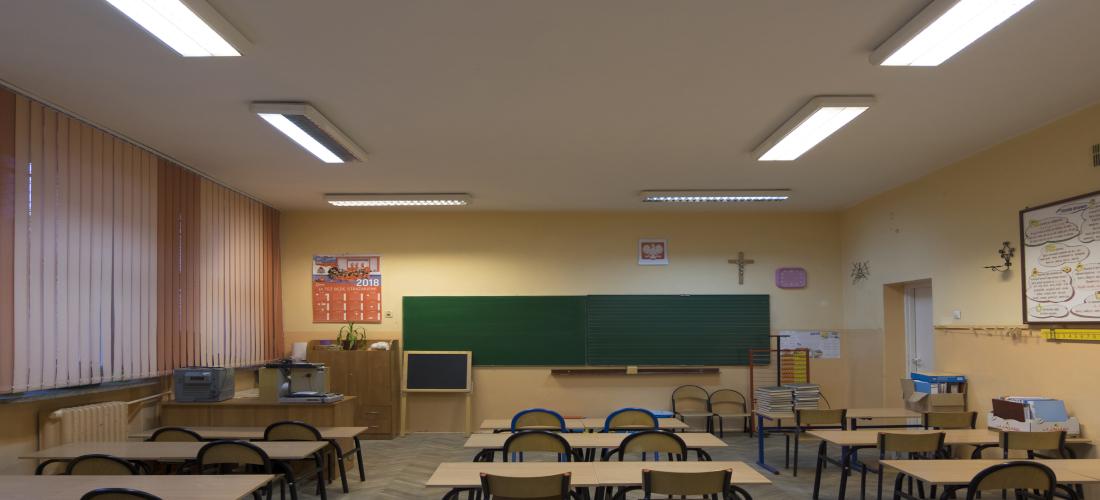 Klasa w Szkole w Złocieńcu